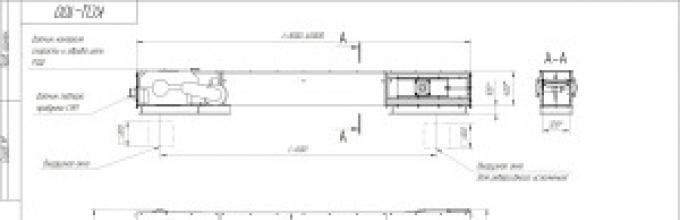 проверяться наличие и исправность ограждений трассы подвесного конвейера